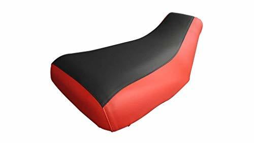 Honda TRX 400 Rancher 2005-06 Red Sides ATV Seat Cover #TS181573
