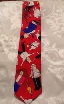 """Ralph Marlin RM Style Dilbert & Friends Gang Men's Neck Tie - 56""""L x 3 1/2""""  - $29.40"""