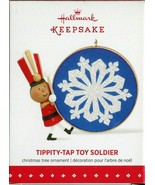 2015 New in Box - Hallmark Keepsake Christmas Ornament - Tippity-Tap Toy... - $3.46