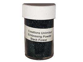 Creations Unlimited-Various Colors of Sparkling Embossing Powder. image 9