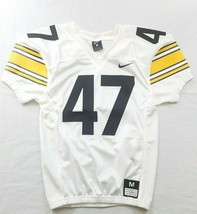 new style 9bc61 f8f70 Nike Boys Football Jersey White Yellow Black Medium Stitched Numbers -   35.99