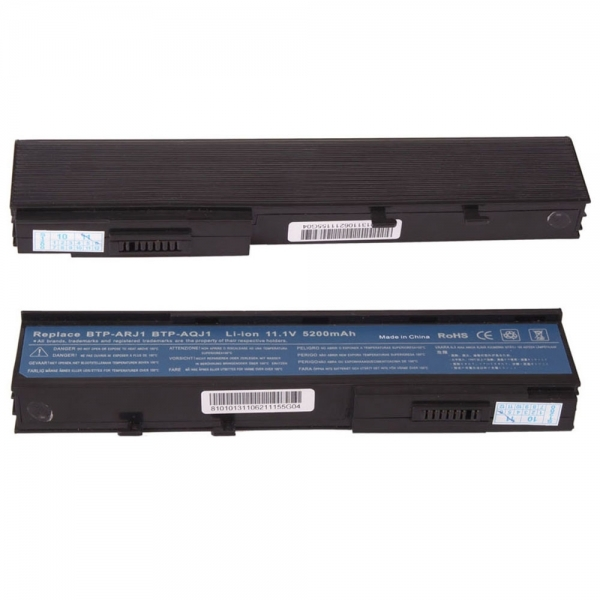 New 6 cell laptop battery for acer extensa 3100 4120 4130 4220 4230 4420 4630g nologo 600x600
