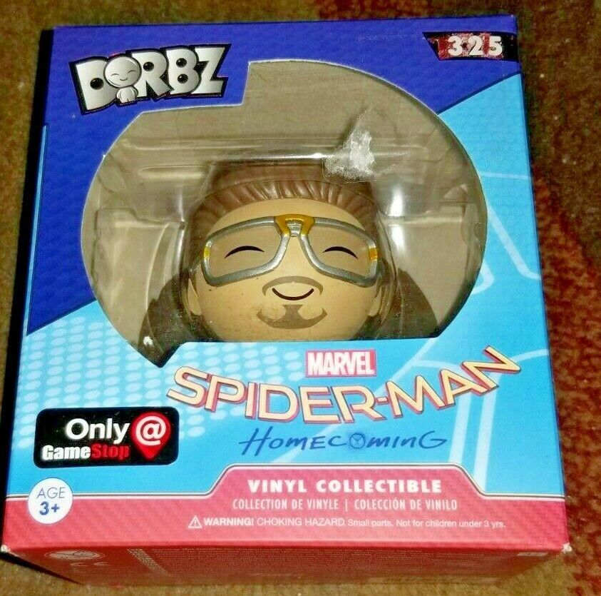 Funko Dorbz Spider-Man: Homecoming - Tony Stark  325 Game Stop Exclusive