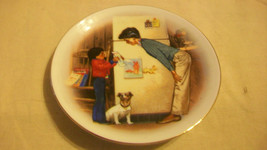 Avon Collectors Plate, Creation Of Love 1985, Special Memories By Tom Newsom - $14.85