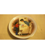 AVON COLLECTORS PLATE, CREATION OF LOVE 1985, SPECIAL MEMORIES by TOM NE... - $14.85