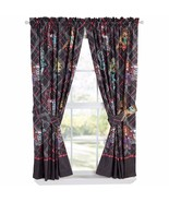 "Monster High Kids Curtain Panel Black 41"" x 63"" Window Curtain ~ Set of ... - $149.48"