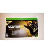 Guitar Hero Live Supreme Party Edition 2 Pack Bundle  Xbox One New with ... - €167,77 EUR