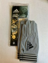 Adidas Custom Tackified Football Running Back And Receiver Gloves Adult 2XL New - $29.39