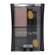 Maybelline New York Expert Wear Eyeshadow, Perfect Pastels, Green Garden... - $8.99