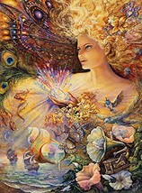 Buffalo Games - Josephine Wall - Crystal of Enchantment - 1000 Piece Jigsaw Puzz - $16.52