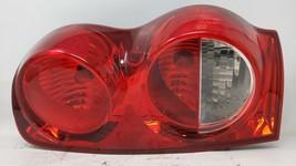 2004-2009 Dodge Durango Passenger Right Side Tail Light Taillight Oem 71538 - $75.01