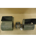 A.O. Smith Dual Fan Assembly 1/3 HP 208-230V RPM: 1625 2.3A Metal - $77.33