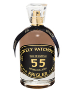 LOVELY PATCHOULI 55 by KRIGLER 5ml Travel Spray Perfume AMBER LEATHER - $30.00