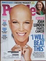 PEOPLE Magazine Oct 6 2014: Joan Lunden, Princess Kate's Pregnancy - $7.95