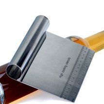 Cake Pastry Pizza smoother scraper - $5.99