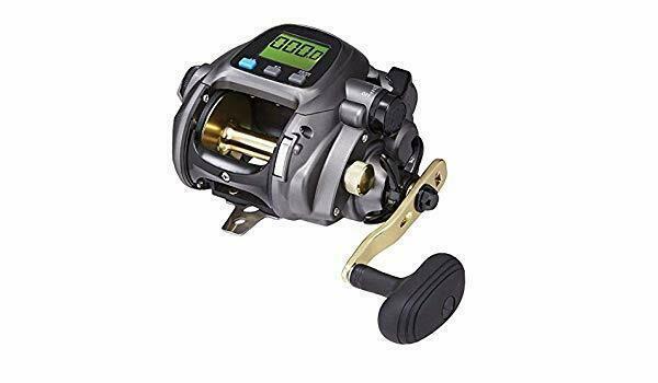 New Banax Kaigen 7000C Electric Reel Saltwater Big Game Fishing Reels 66lb Drag
