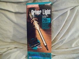 Ed's Variety Store Vintage Nut Driver Set With Light - $39.59