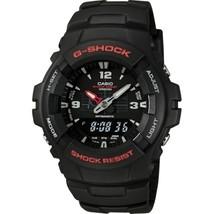 G-Shock Ana-Digi G100-1B Ana-Digi Classic Wristwatch - $63.90