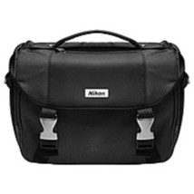 Nikon K-55895 Deluxe Digital SLR Camera Case/Gadget Bag - Black - $54.82