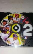 2003 Upper Deck Envoie Virtuel Carte & Cd-Rom #2 Al Ouest Alex Rodriguez... - $30.21