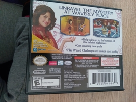 Nintendo DS Disney Wizards Of Waverly Place: Spellbound image 2