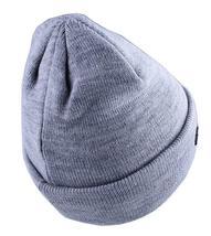 Deadline Gris Bruyère Enemies Tricot Pli Manchette Chapeau Bonnet Hiver image 3