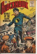 Quality Blackhawk #97 Revolt Of The Slave Workers Bat Horde Hitler's Dau... - $29.95