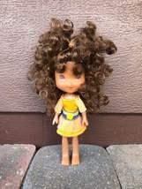 "2008 Hasbro TCFC Brown Hair Strawberry Shortcake Doll 6"" - $4.01"