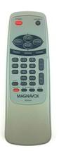 Genuine Magnavox NE000UD TV VCR Remote Control OEM Original Combo Contro... - $10.44
