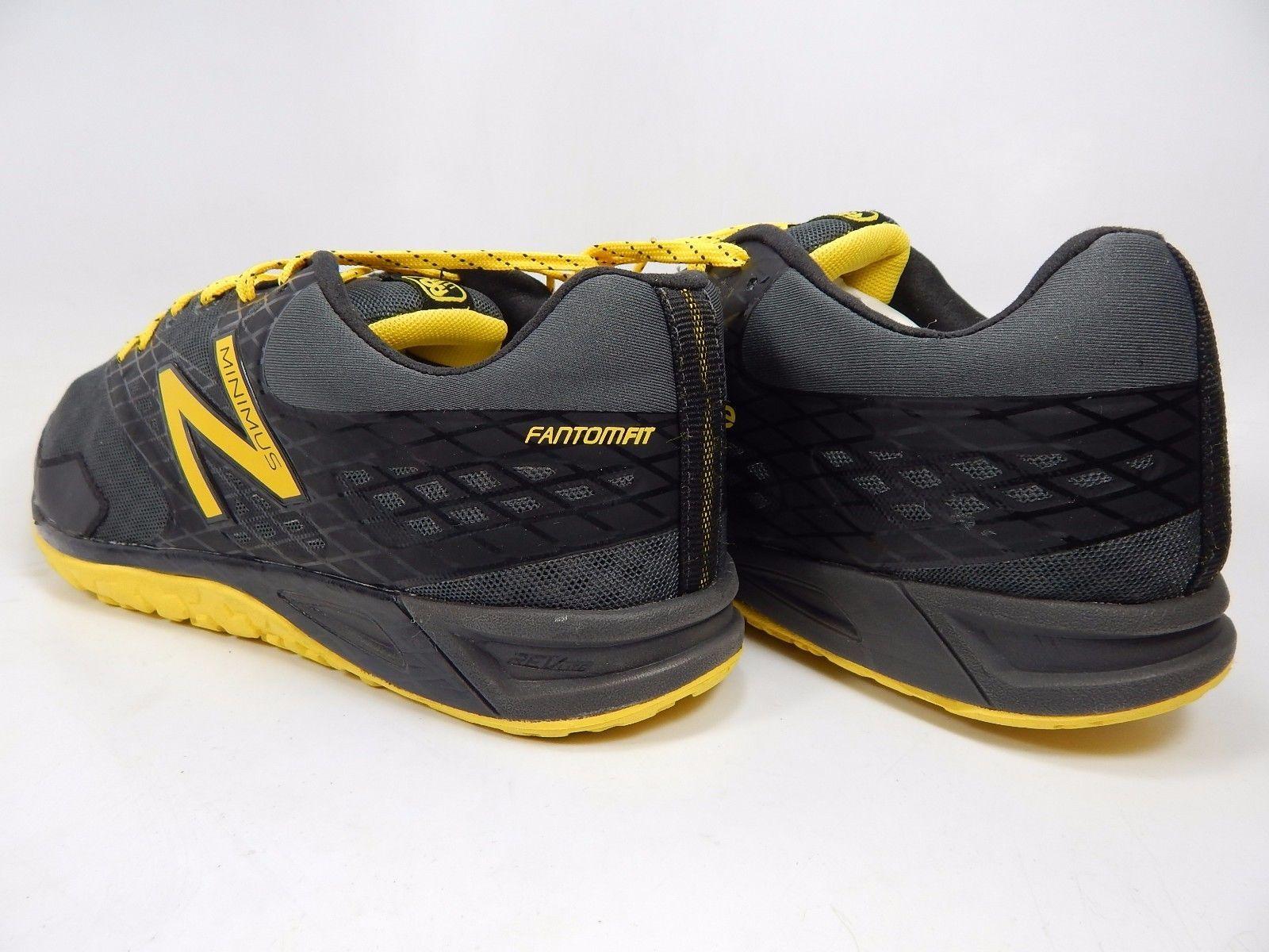 New Balance Minimus Zero Men's Cross Training Shoes Sz 8 2E WIDE EU 41.5 MX00GY