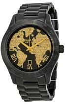 Michael Kors Layton Black Women's Watch MK6091 New With Tags - $159.90