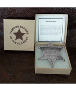 Marshall Dress Badge Silver Replica Free Gift With Purchase - $12.63