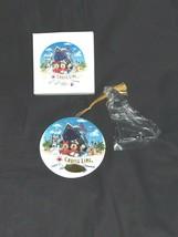 Disney Cruise Line Plate Ornament Rare Feature Fab Five Original Box New W/T - $21.00
