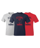 Texans Demaryius Thomas Training Camp Jersey T-Shirt - $22.99+