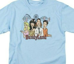 Married with Children BundyLand Retro 80's TV series graphic t-shirt SONYT243 image 2