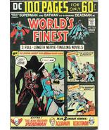 World's Finest Comic Book #223, DC Comics 1974 VERY FINE - $31.85