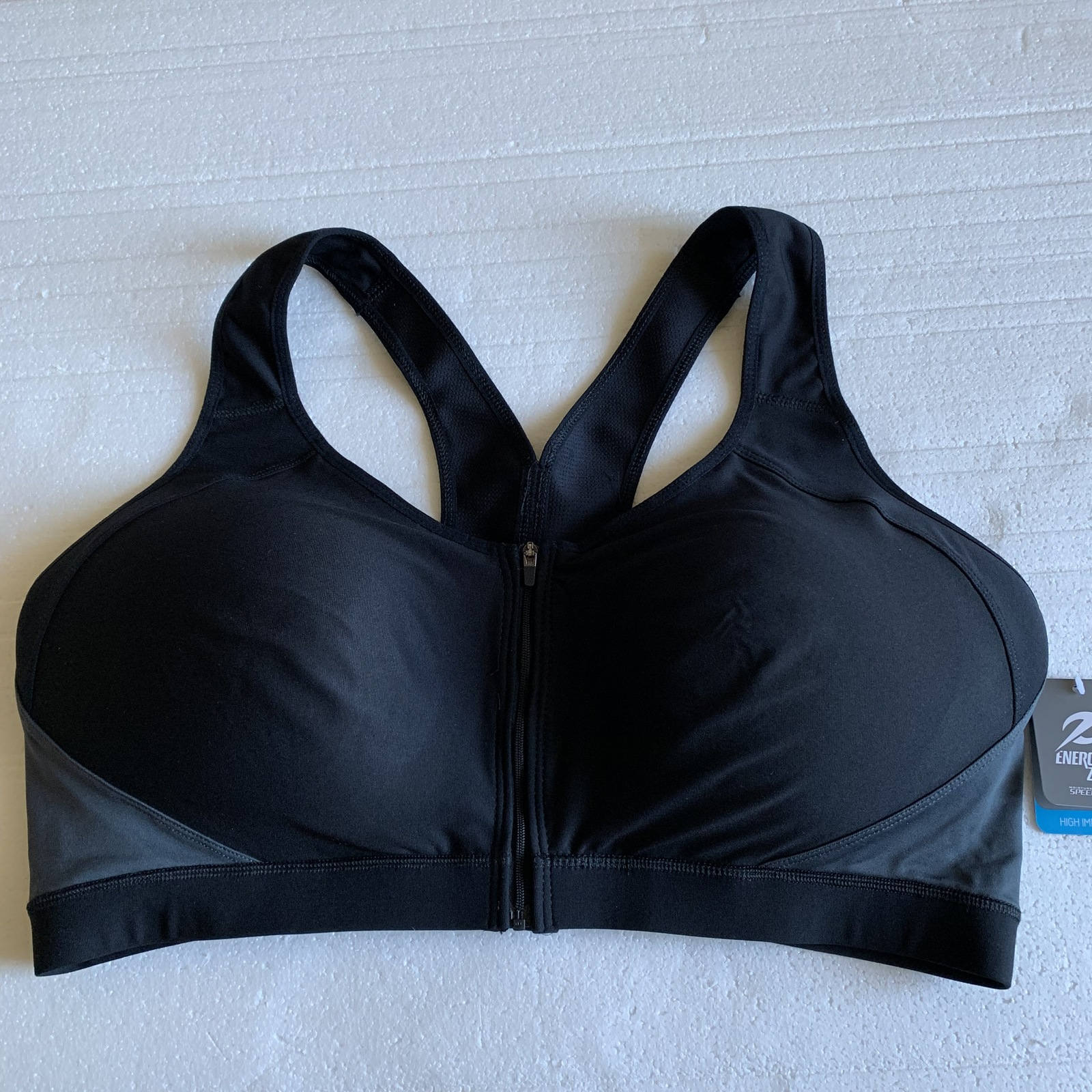 7f5baacded855 Energy Zone High Impact Sports Bra 1X 2X and 50 similar items