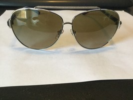 New $170 Tory Burch Sunglasses TY6056 Color 323813 SILVER.100% Authentic New - $83.16
