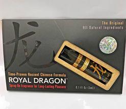 Royal Dragon Fragrance for Men for Long- Lasting Pleasure 0.1 fl oz / 3m... - $29.99