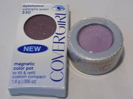 Cover Girl Eye Shadow Lot of 2-*Aubergine Queen & Whipped Amethyst- Free... - $15.99