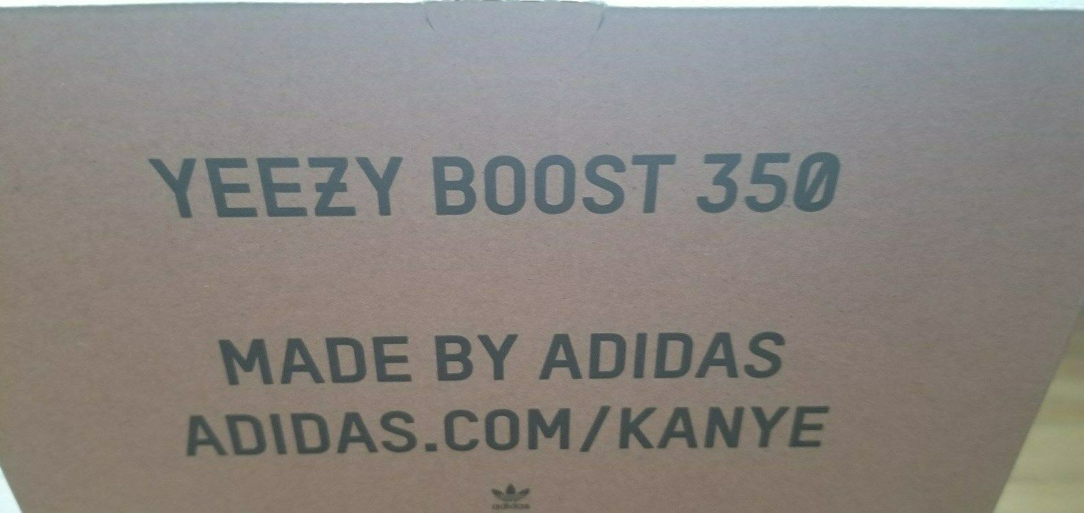 Neu Adidas Yeezy 350 V2 Creme Weiß CP9366 Brand Neu Im Karton image 5