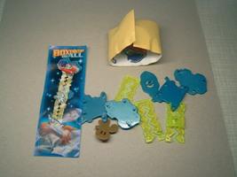 Kinder - 2003 Boxenstopp im all + paper + sticker - surprise egg - $1.50