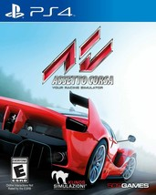 Assetto Corsa PS4 (Sony PlayStation 4, 2016) Brand New - Sealed! - $28.41