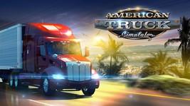 American Truck Simulator PC Steam Code Key NEW Download Game Fast Region Free - $10.02