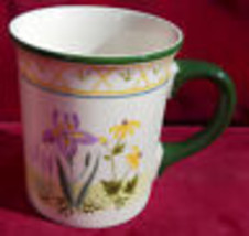 Studio Nova Wild Meadow Floral Flowers Mug Large Coffee 16 Oz Hot Chocolate - $12.86