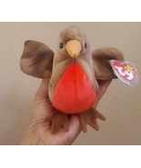Ty Beanie Baby Early (Bird Robin 1998)  STAMPED TUSH TAG Rare Retired cl... - $311.67