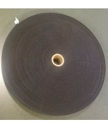 """Black -1 1/4"""" Strong Elastic - 198 - 36 Yard Roll - New - WHOLE ROLL -  - $39.19"""