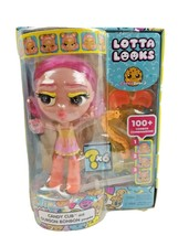 Lotta Looks CANDY CUB Cookie Swirl C Doll 6 Surprises 100+ Combos Mix Ma... - $23.36