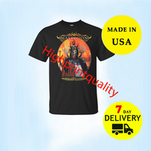 Mastodon Shirt Tour 2019 T-Shirt Men Black Gildan Size M-3XL Tee 1 Side - $19.99+