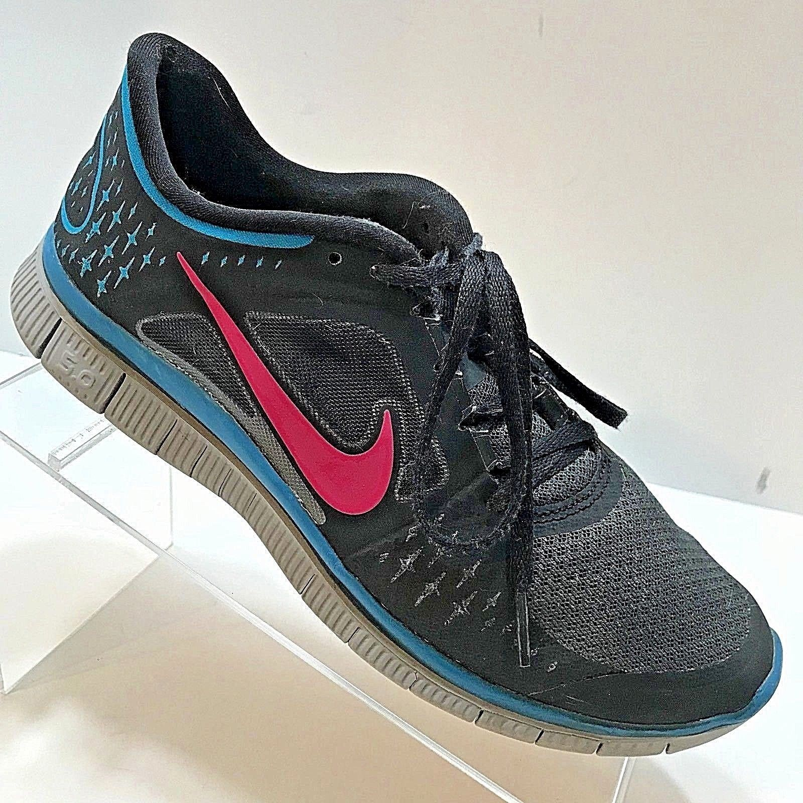 8d1df7bf5322 Nike Free Run 3 Black Running Shoes Pink and 50 similar items. S l1600